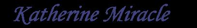 Marketing & Motivational Speaker Katherine Miracle